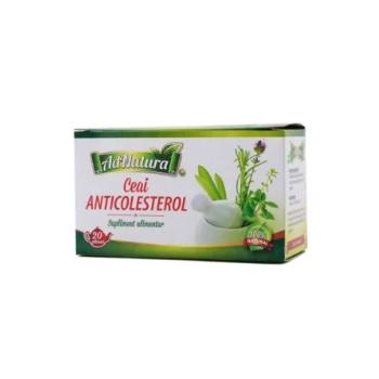 Anticolesterol  20 pl ADNATURA