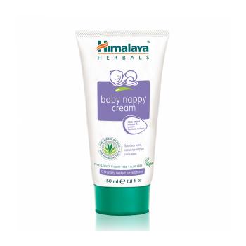 Crema antiiritatii scutec (baby nappy cream) 50 ml HIMALAYA
