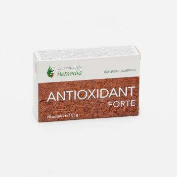 Antioxidant forte 20 cps REMEDIA