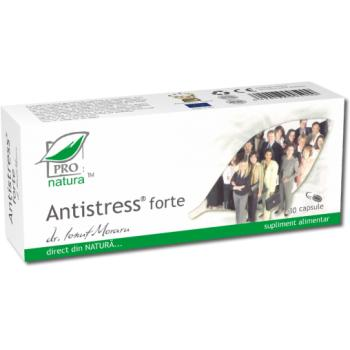 Antistress forte 30 cps PRO NATURA