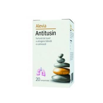 Antitusin 20 cpr ALEVIA