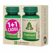 Antiviral 1+1 gratis