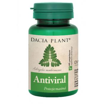 Antiviral  60 cpr DACIA PLANT