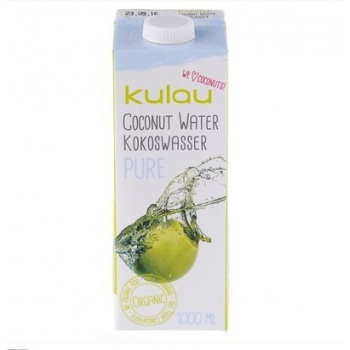 Apa de cocos pure  1000 ml KULAU