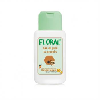 apa de gura cu propolis  100 ml FLORAL