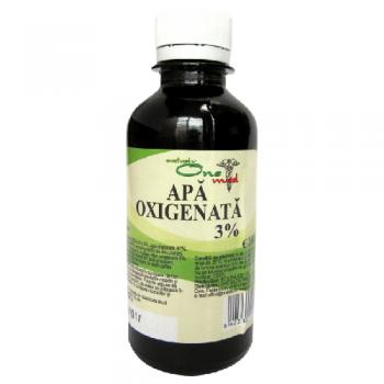 Apa oxigenata 3% 200 ml ONE MED