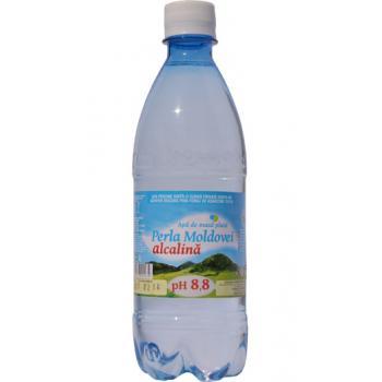Apa plata alcalina 0.5 ml PERLA MOLDOVEI