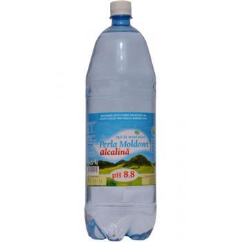 Apa plata alcalina 2 ml PERLA MOLDOVEI