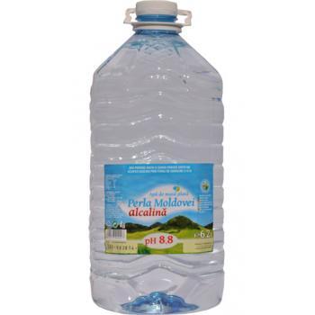 Apa plata alcalina 6.2 ml PERLA MOLDOVEI