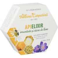 Apielixir fiole +spray apijunior 20ml gratis