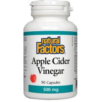Apple cider vinegar  90 cps NATURAL FACTORS