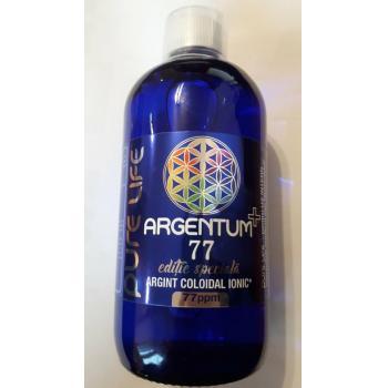Argentum + 77ppm 480 ml ARGENTUM +
