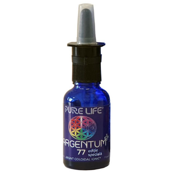 Argentum 77ppm - spray nazal 30 ml ARGENTUM +
