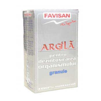 Argila granule a002 100 gr FAVISAN