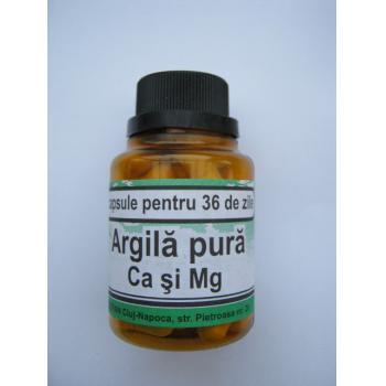 Argila pura cu ca si mg 36 cps STEFANIA STEFAN