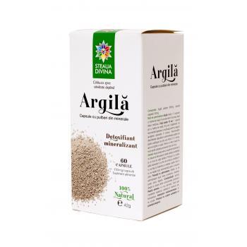 Argila 60 cps STEAUA DIVINA