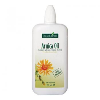 Arnica oil 120 ml PLANTEXTRAKT