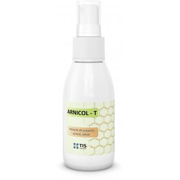 Arnicol-t, solutie antiacneica cu pulverizator 50 ml TIS