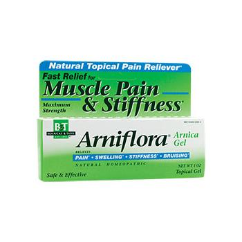 Arniflora arnica gel 28.35 ml BOERICKE & TAFEL