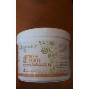 Artro plus gel forte 500 ml BIOMEDICUS