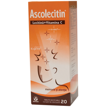 Ascolecitin 20 tbl BIOFARM
