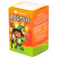 Ascovit capsuni 100 mg