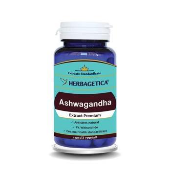 Ashwagandha 60 cps HERBAGETICA