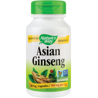 Asian ginseng -… NATURES WAY