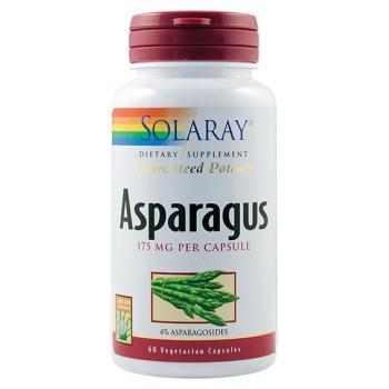 Asparagus (sparanghel) 60 cps SOLARAY