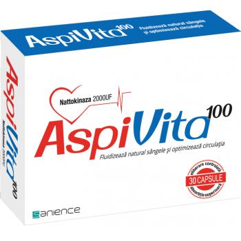 Aspivita 100 30 cps SANIENCE