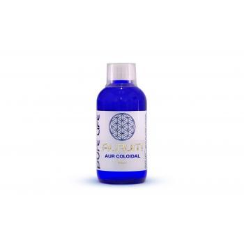Aurum-Aur coloidal ionic 20ppm 240 ml ARGENTUM +