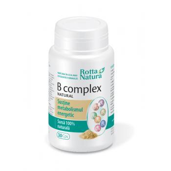 B complex  natural 30 cps ROTTA NATURA