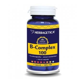 B complex 100 60 cps HERBAGETICA