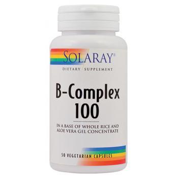 B-complex 100 50 cps SOLARAY
