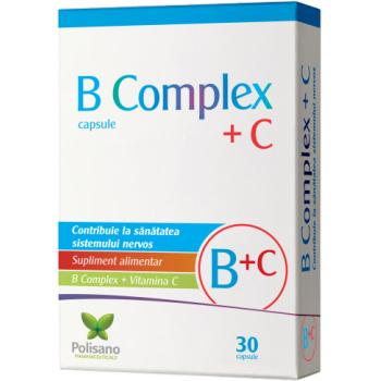 B complex + c 30 cps POLISANO