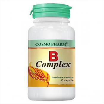 B complex 30 cps COSMOPHARM