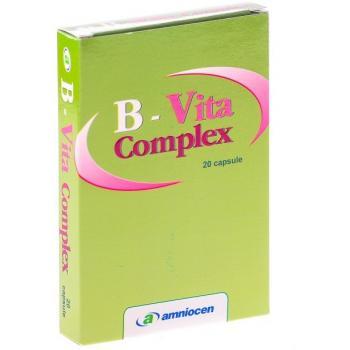 B-vita complex 20 cpr AMNIOCEN