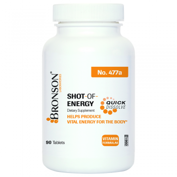 B12-shot of energy 90 tbl BRONSON
