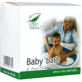 Baby bath 10 pl PRO NATURA