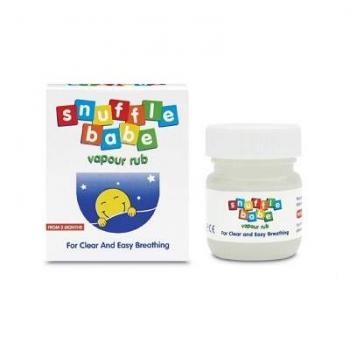 Baby gel, respiri usor, 3+  24 ml SANA EST