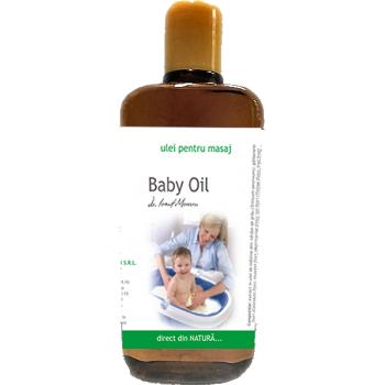 Baby oil 125 ml PRO NATURA