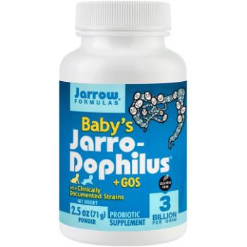Baby s jarro dophilus +gos 71 gr JARROW FORMULAS