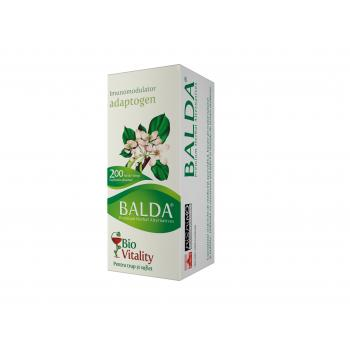 Balda sirop imunomodulator adaptogen 200 ml BIO VITALITY