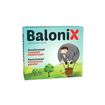 Balonix 20 cpr FITERMAN