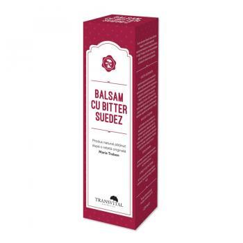 Balsam cu bitter suedez 125 ml TRANSVITAL
