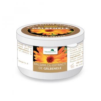 Balsam cu extract de galbenele 150 ml TRANSVITAL