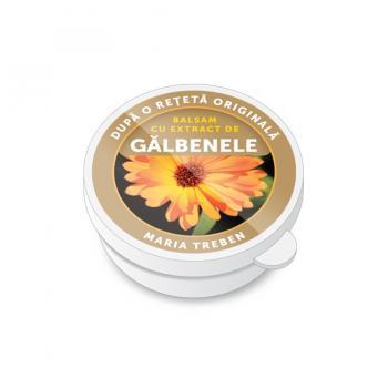 Balsam cu extract de galbenele 30 ml TRANSVITAL