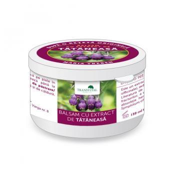 Balsam cu extract de tataneasa 150 ml TRANSVITAL