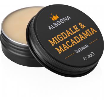 Balsam cu migdale si macadamia 30 ml ALBEENA
