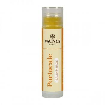 Balsam de buze cu portocale 5 ml FAUNUS PLANT
